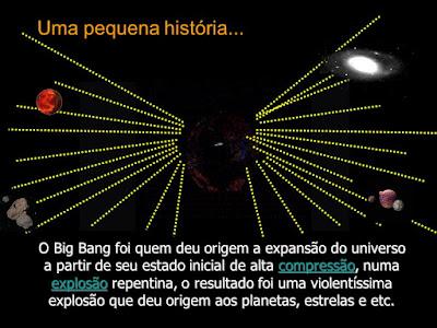 Astronomia: Big Bang