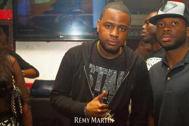 09 Photos from At The Club With Remy Martin party