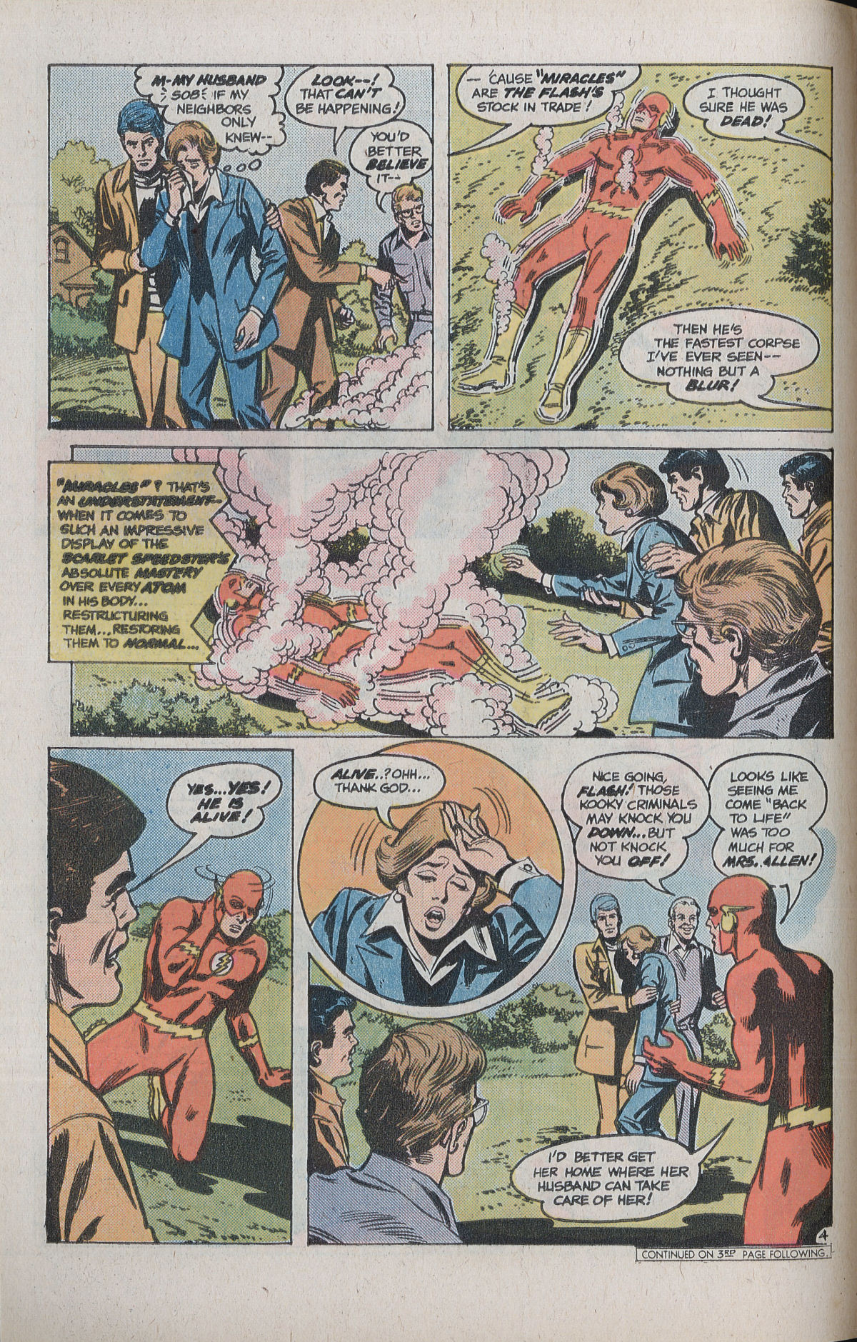 The Flash (1959) issue 251 - Page 6
