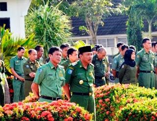 Perubahan Status PNS Daerah Jadi PNS Pusat