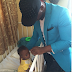 Iyanya visits victims of Abuja Bomb blast (SEE PHOTOS)