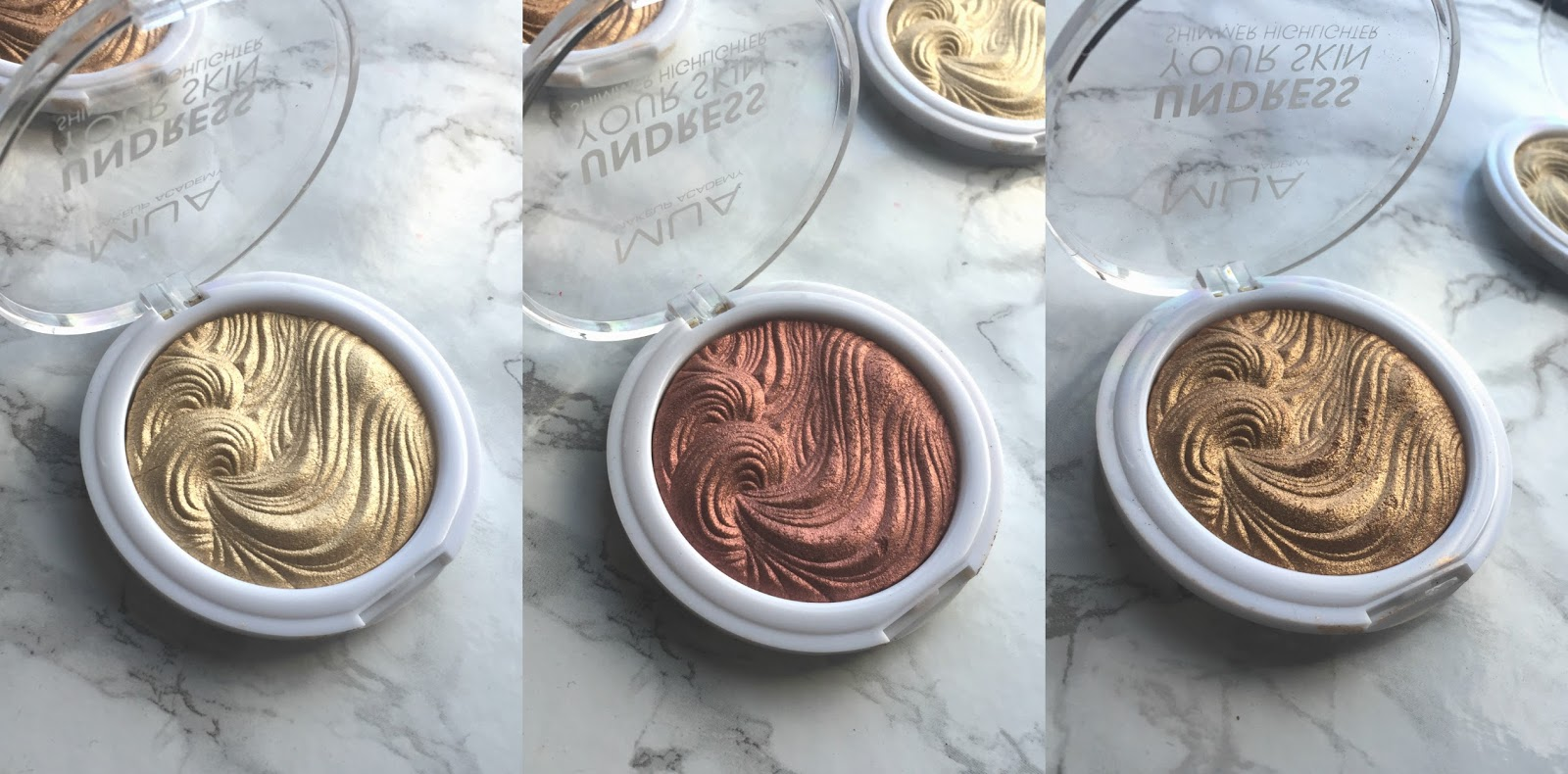 MUA UNDRESS YOUR SKIN HIGHLIGHTER