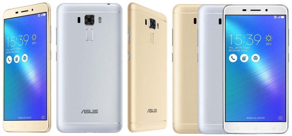 Asus ZenFone 3 Laser (ZC551KL) (2016) with Specifications