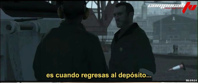 GTA IV The Trashmaster DVDRip Subtitulos Español Latino Película