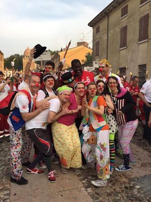 ClownInTown  24 Luglio Bergamo - Parco della Trucca