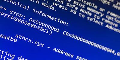 Penyebab dan Cara Mengatasi Komputer/Laptop Tiba-Tiba Mati