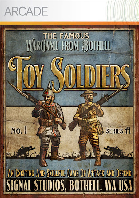 Toy Soldiers Download Cover Free Game