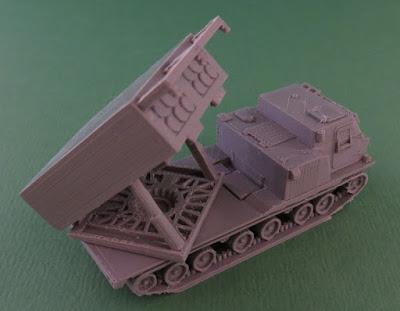 NATO M270 MLRS picture 6