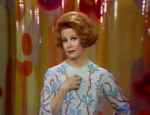 Arlene Dahl on Rowan & Martin's Laugh-In