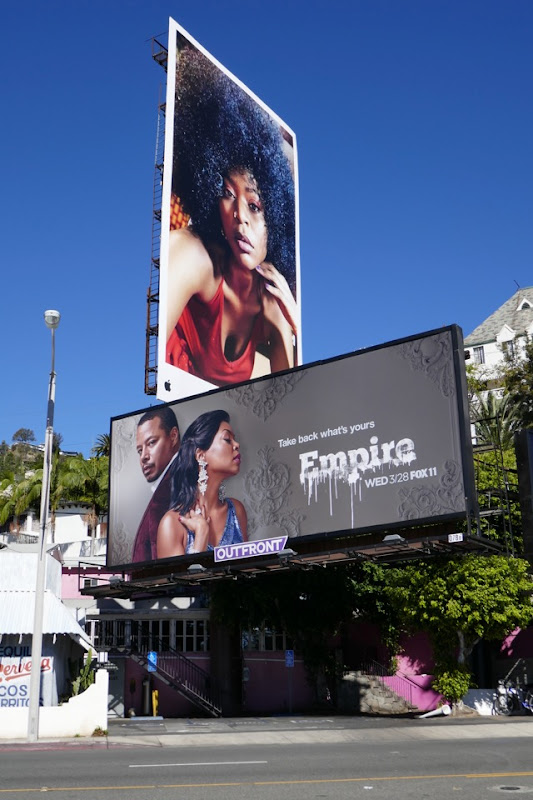 Empire midseason 4 billboard