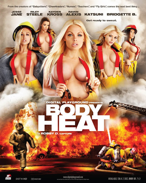 Poster Of (18+) Body Heat 2010 UnRated 720p BRRip Full Movie Download