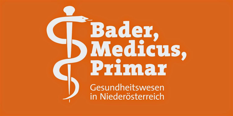 d254a83978d732 Bader, Medicus, Primar 1 / 22 — Museum Niederösterreich