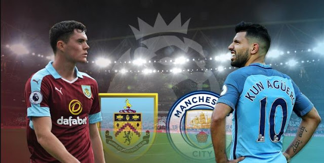 Prediksi Skor Burnley Vs Manchester City 3 Februari 2018