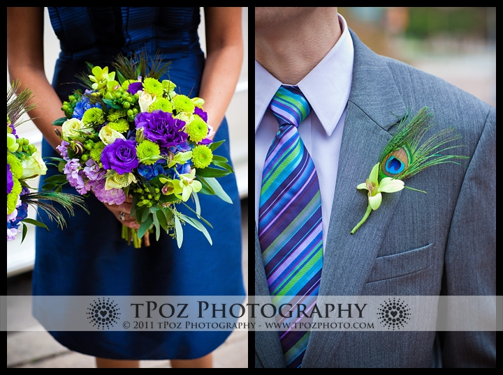 Flowers & Fancies wedding florals Baltimore