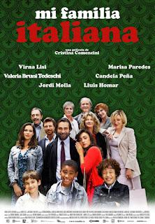 Cartel: Mi familia italiana (2015)