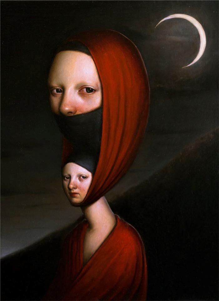 Итальянский художник. Alessandro Sicioldr