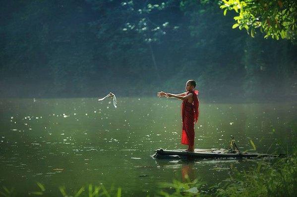 Lòng từ bi - bài học căn bản khi tìm hiểu Đạo Phật