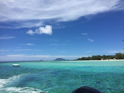 Mauritius Nord-Inseln Point de Mire, Île plâte und Île Gabriel