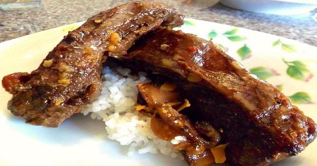 Beef Ribs Caldereta Recipe