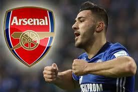 Arsenal confirm free signing of Sead Kolasinac from Schalke