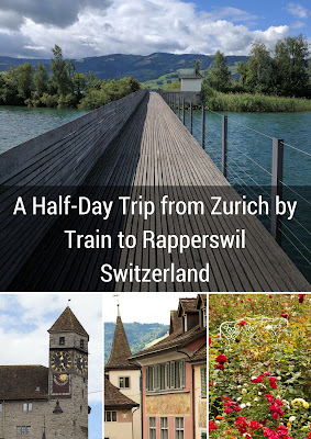 A Half-Day Trip from Zurich by Train: An Adventure in Rapperswil
