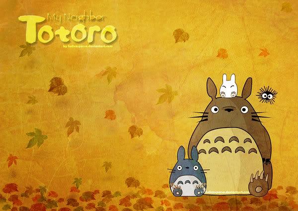 Cute Girl Name Wallpaper 14 Cute Totoro Wallpapers Selina Wing Deaf Geek Blogger
