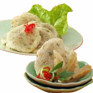 punya cara menciptakan kuliner aci digoreng bandung yang lagi demam isu menyerupai cimol dan cilok Resep Cireng Bandung Isi Oncom