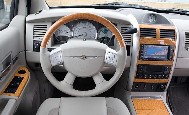 Chrysler Aspen / Крайслер Аспен обзор лучших автомобилей