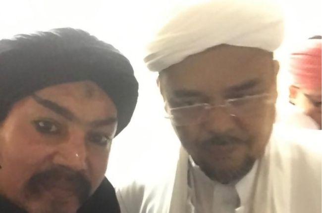 Limbad dan Habib Rizieq