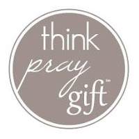 Think Pray Gift logo
