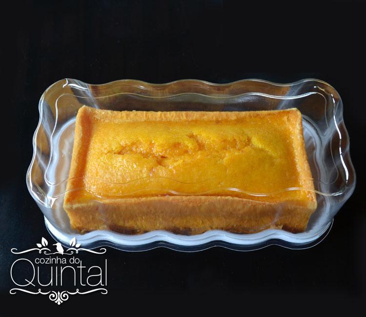 Bolo de Cenoura, simples, delicioso...