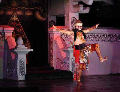 Rama defeat Rawana