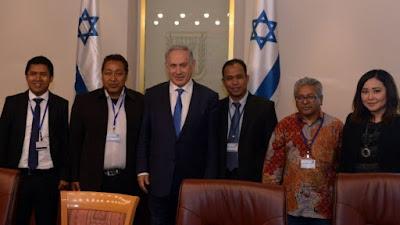 Perdana Menteri Israel Serukan Hubungan Kerja Sama Dengan Indonesia