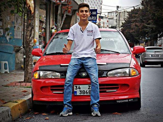 Pemuda turki dan proton