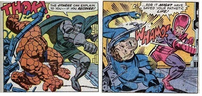 Fantastic Four 148 Wizard