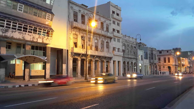 What to do in Havana at night