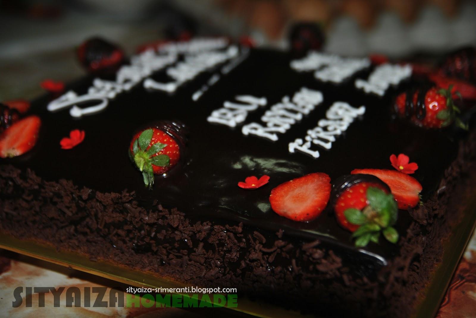 Brownies Kukus Coklat Cake Ideas And Designs