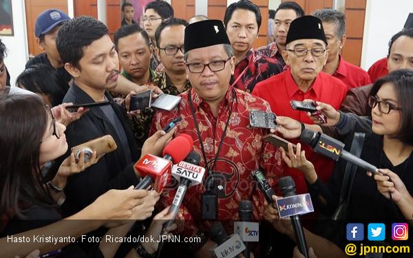 Hasto Klaim Kubu Prabowo – Sandiaga Terjebak Pancingan