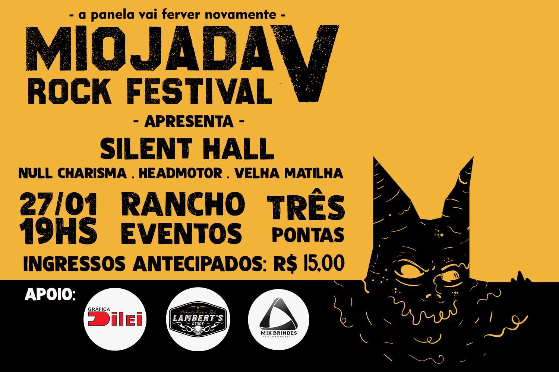 Evento de Rock no Sul de Minas Gerais