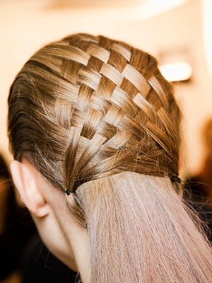 Hairstyles For Girls Princess Hairstyles Basket Weave Hairstyle