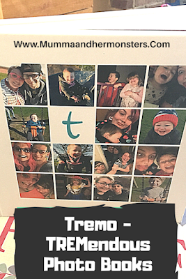 Tremo...TREMendous photo books Review