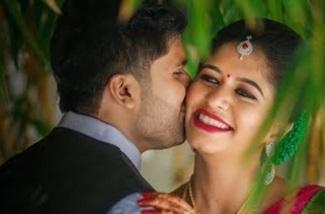 Erode Grand Engagement | Indra Pratap & Deepika Sree