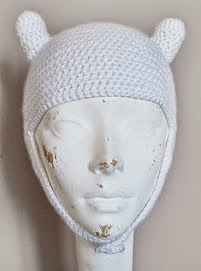 http://www.ravelry.com/patterns/library/finn-hat-adventure-time-crochet-pattern