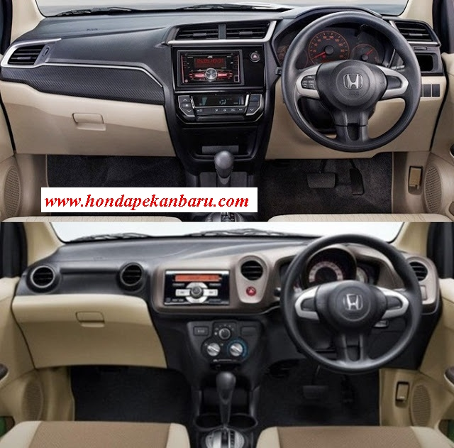 Perbedaan Dashboard Brio Facelift dan Lama Pekanbaru Riau