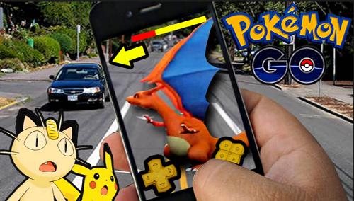 ماهي لعبة Pokémon GO وكيف تحملها وتلعبها