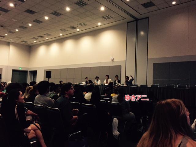 Konferencja A-1 Pictures - była mowa między innymi o SAO