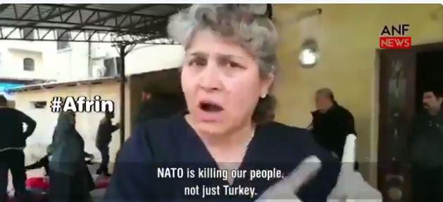 Ντοκουμέντο - Γιατί βομβαρδίστηκε το νοσοκομείο του Αφρίν - Οι εργαζόμενοι κατήγγειλαν ότι το ΝΑΤΟ σκοτώνει το λαό τους