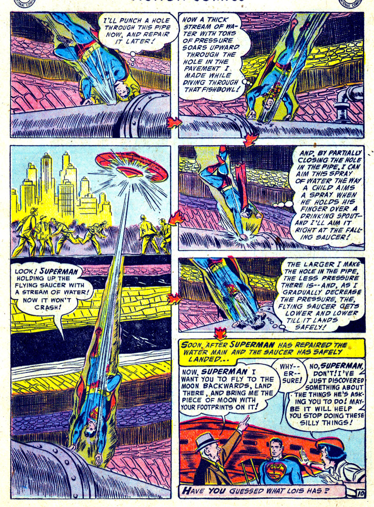 Read online Action Comics (1938) comic -  Issue #204 - 11