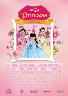 Be A Royal Princess Photo Contest