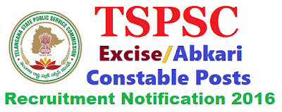 TSPSC Excise Constable Physical Efficiency Test PET and PQT Events